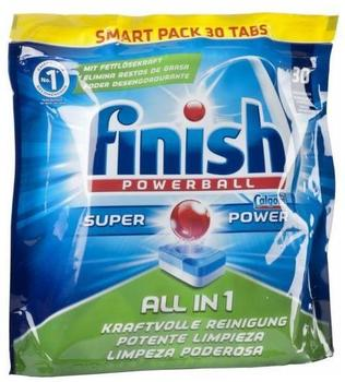Finish Powerball Super Power All in One