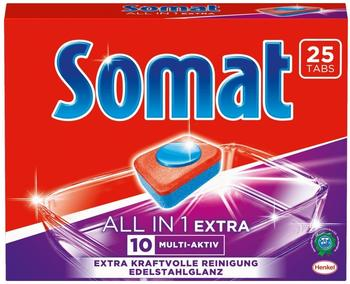 Somat 10 Extra All in 1 (25 Stück)