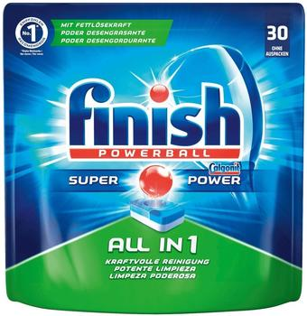 Calgonit Finish Powerball All-in-1 Smartpack (30 Stück)