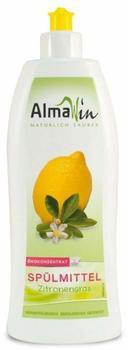 AlmaWin Spülmittel Zitronengras Konzentrat (1 L)