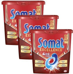 Somat Excellence 4in1 Caps (3x48 Stk.)
