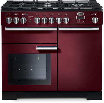 Falcon Professional Deluxe 100 Elektro-Gas cranberry PDL100DFCY