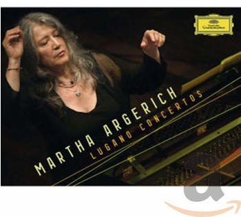 Martha Argerich - Lugano Concertos 2002-2010 (Deluxe Limited Edition) (CD)