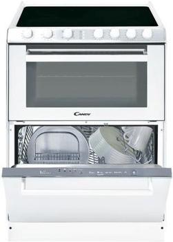Candy Trio 9503/1 W Kombi-Küchengerät Weiß