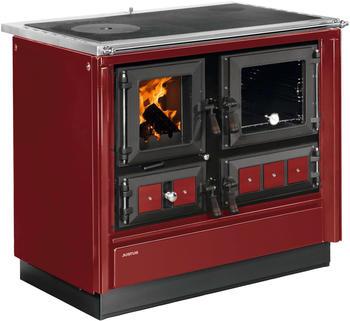 Justus Rustico-90 2.0 rechts Stahl rot