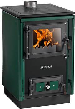 Justus Rustico-50 2.0 Stahlkochfeld grün