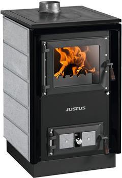 Justus Rustico-50 2.0 Stahlkochfeld Speckstein