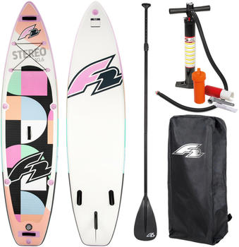 """F2 SUP Stereo Woman Pink (2020) 10,5"""""""