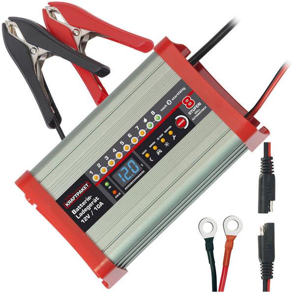 Dino-Kraftpaket Batterieladegerät 12V-10A (136321)