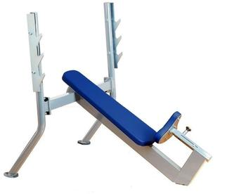 ERGO FIT Olympic Incline Bench 4000