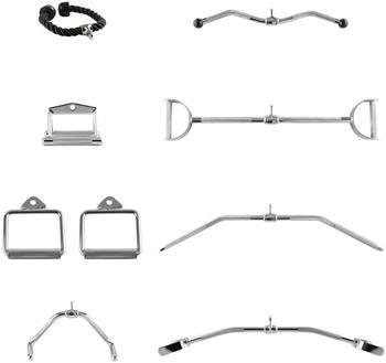 capital sports Mastergym Kabelzug Set 7 Kabelzughilfen