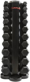 tunturi-hantelturm-schwarz-one-size