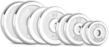 capital sports CP 37,5 kg Set Gewichtsscheibenset 30 mm