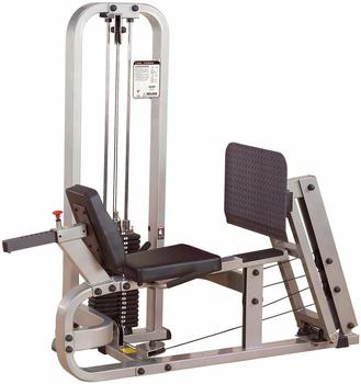 Body-Solid Pro Club Line Beinpresse (210lb Stack)