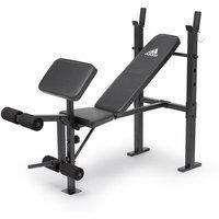 adidas-trainingsbank-essential-workout-bench-schwarz