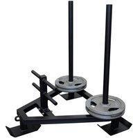 POWRX Gym Sled Gewichtsschlitten