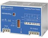 Camtec HSEUreg04801.50T Labornetzgerät, einstellbar 0 - 50 V/DC 10A 480W Anzahl Ausgänge 1
