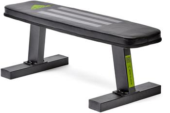 adidas Performance Flat Bench black