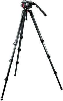 Manfrotto 504HD + 536K