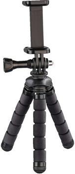 Hama Flex für Smartphone und GoPro 14cm schwarz