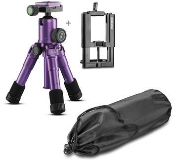 mantona-kaleido-mini-light-purple-metallic-halterung