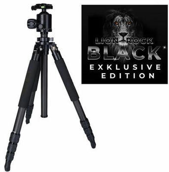 Rollei Lion Rock 25 Mark II Carbon + Stativkopf 25