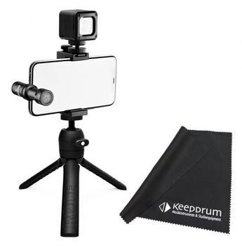 rode-vlogger-kit-usb-c-mikrofasertuch