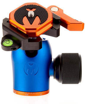 3 legged thing AirHed Pro Lever blau