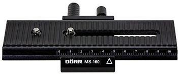 Dörr Makro Einstellschlitten MS-160
