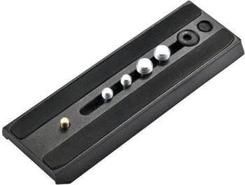 Manfrotto Video-Kameraplatte für Fluid Video-Neiger 509HD