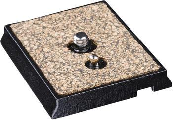 Walimex pro Schnellwechselplatte für FT-6653H Neiger 60x50 mm