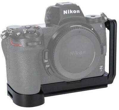 Rollei L bracket for Nikon Z6/Z7