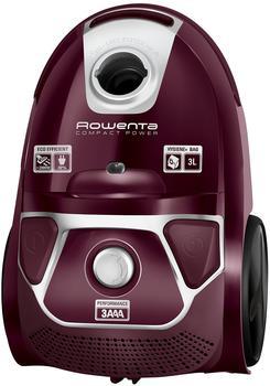 rowenta-bodenstaubsauger-ro3969ea-compact-power-home-car-mit-beutel-750-watt-dunkelrot-silber-rot