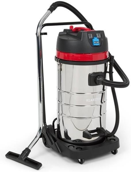 Klarstein Reinraum Centaur Nass-/Trockensauger 100 Liter 2400 Watt