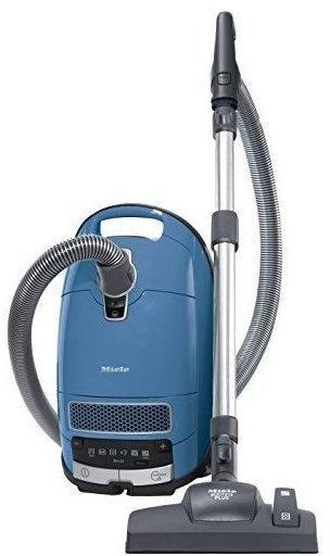 Miele Complete C3 Allergy EcoLine SGJP3 Techblau
