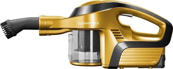 CLEANmaxx Akku-Handstaubsauger 150W gold (414)