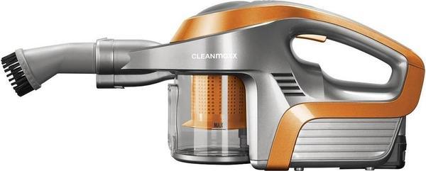 CLEANmaxx Akku-Handstaubsauger 150W orange (1385)