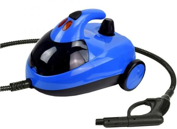 Syntrox Dampfreiniger Dampfstrahler blau 2000W Hercules