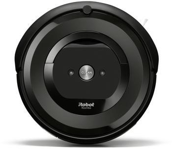 IROBOT Roomba e5 Saugroboter Schwarz, Grau 0,6 l