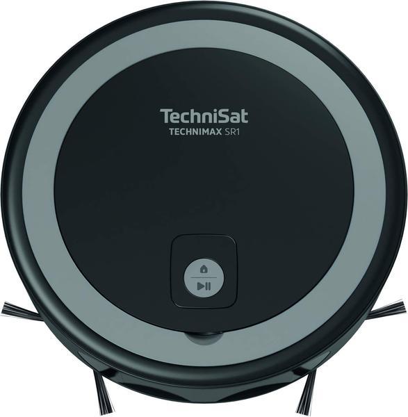 TechniSat Technimax SR1 Saugroboter, Lasernavigation, intelligente Sensoren