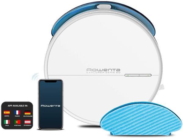Rowenta RR7447WH Explorer 60 Allergy Connect