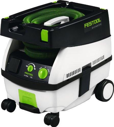 Festool CTL MINI CLEANTEC Absaugmobil 10l Staubkl. L 575254 + Reinigungsset K-RS-Plus im