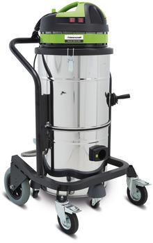 Cleancraft flexCAT 350 IH-PRO - Nass-/Trockensauger, HEPA14-Kartuschenfilter mit Abscheidegrad von 99,997%