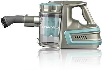clean-maxx-cleanmaxx-akku-hand-und-stielstaubsauger-135-watt-22-2v-tuerkis-silber