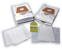 VACS Staubsaugerbeutel passend für Privileg 067 494, Material: Microvlies