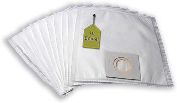 eVendix 10 Microvlies-Staubsaugerbeutel für Black & Decker VB 1710