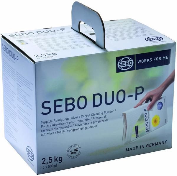Sebo Duo-P 2.5 kg