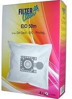 FilterClean Stück Staubsaugerbeutel Microfaser EIO50m