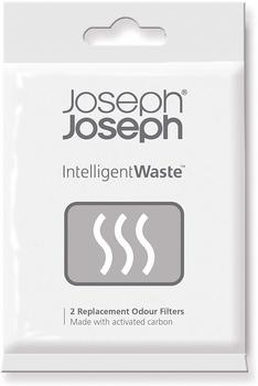 Joseph Austausch-Geruchsfilter, 2er Pack, schwarz