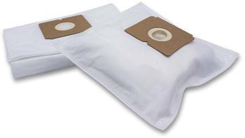 vhbw 10x Staubsauger Beutel, Staubsauger Tüten Micro Vlies passend für Staubsauger AEG Vampyr Euro